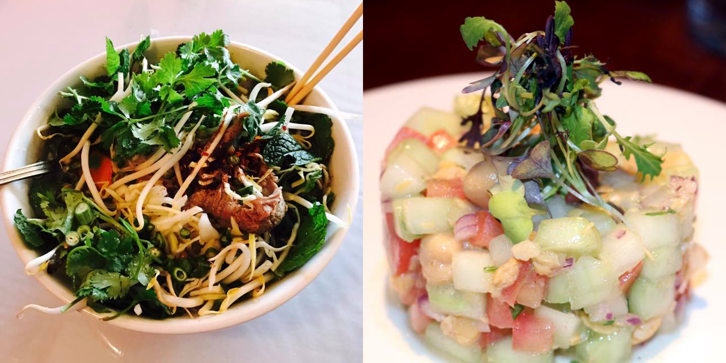 March Restaurant Madness: Thai Star / Dabbawala Lunch Box