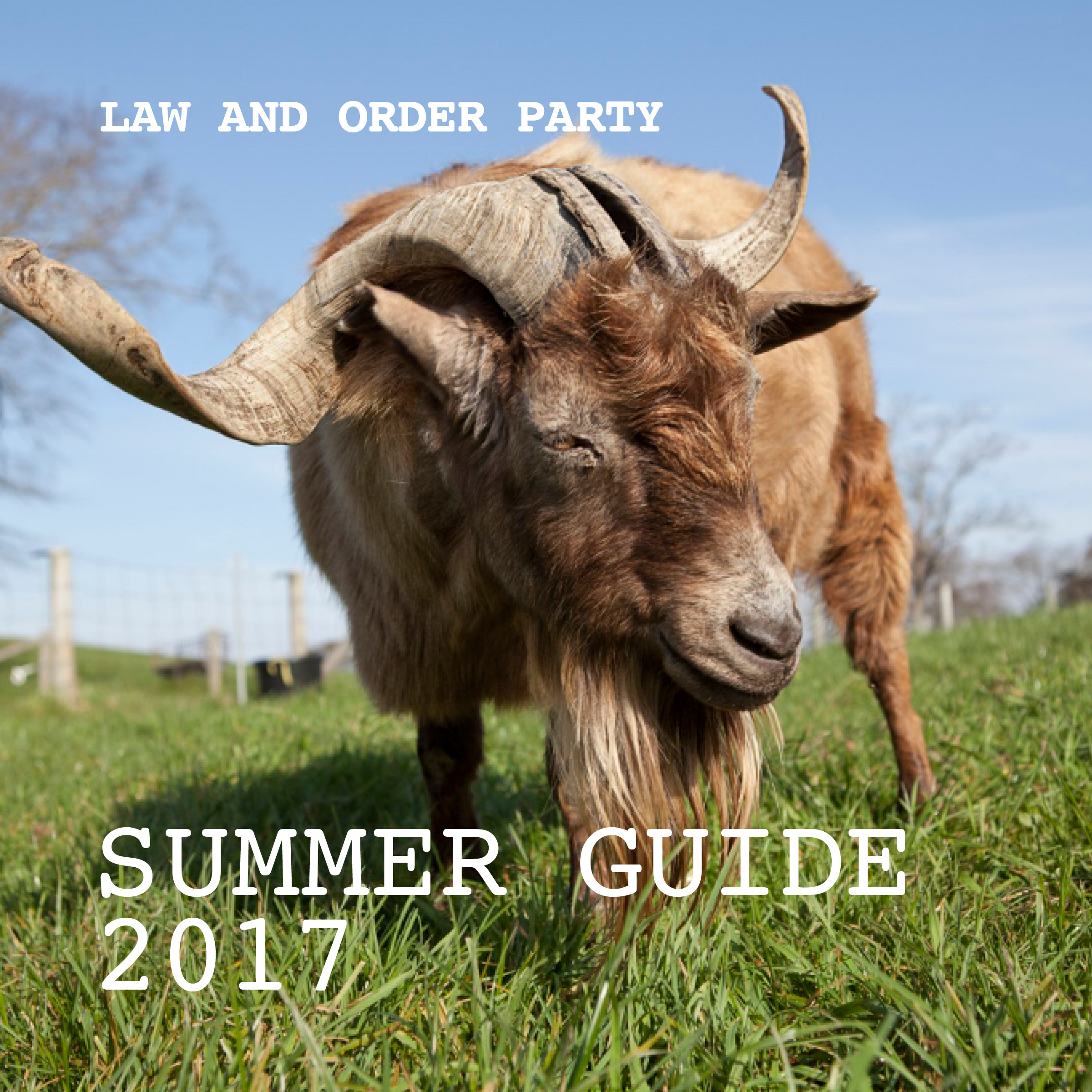 2017 Summer Guide Cover