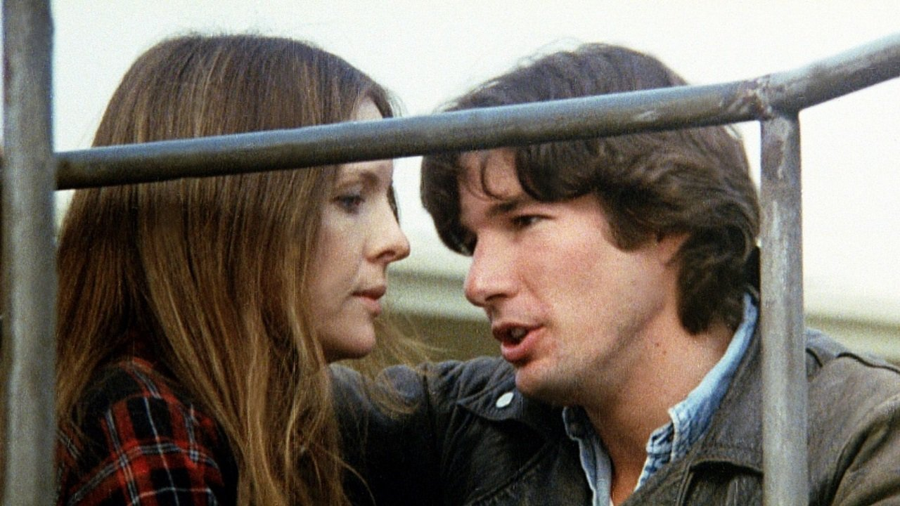 Diane Keaton and Richard Gere in Looking For Mr. Goodbar (1977)