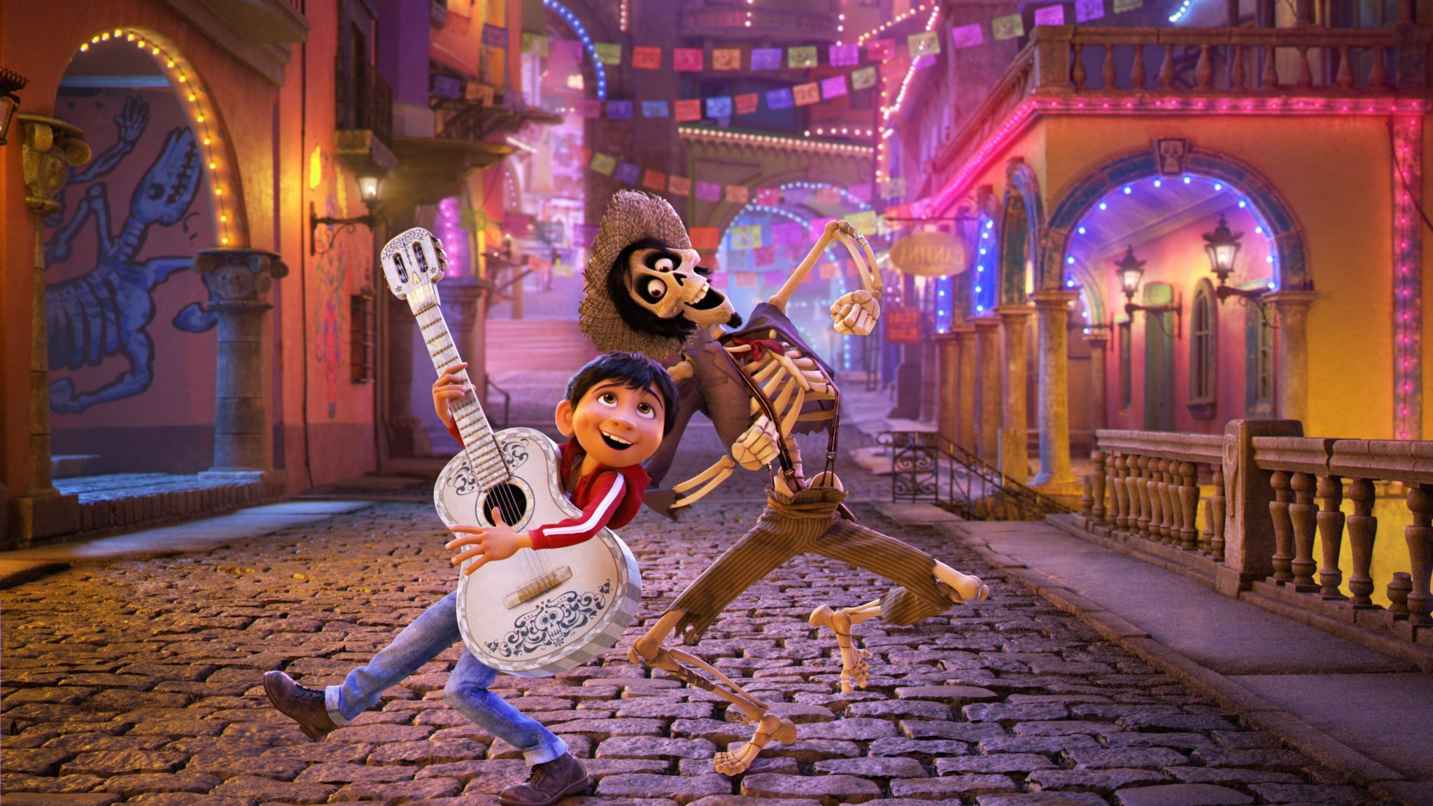 Coco movie (Pixar 2017)