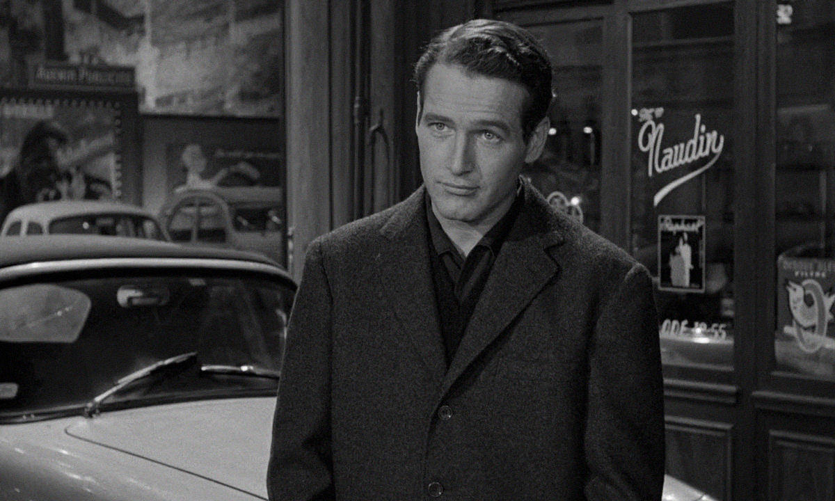 Paul Newman in Paris Blues (1961)
