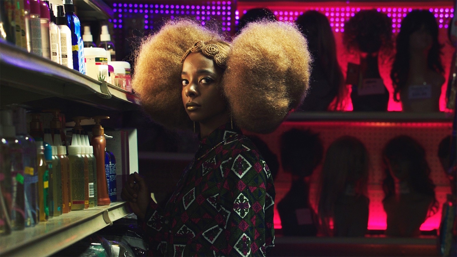 Mariama Diallo, Hair Wolf